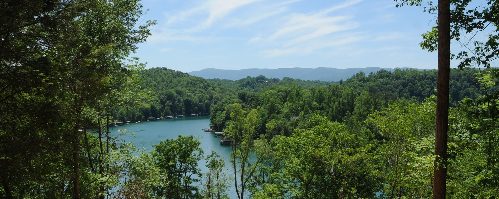 WE BUILD QUALITY<br> LAKE HOMES ON NORRIS LAKE