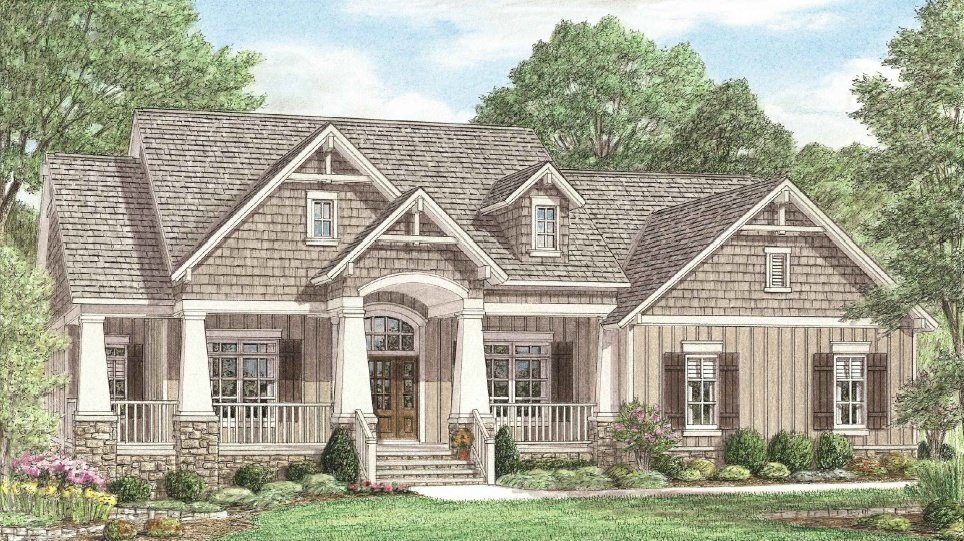 ordinary house plans with lake views #5: Norris Lake Builders